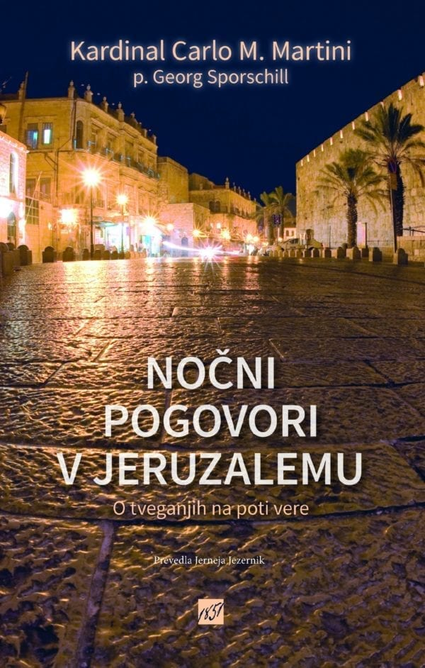 NOČNI POGOVORI V JERUZALEMU