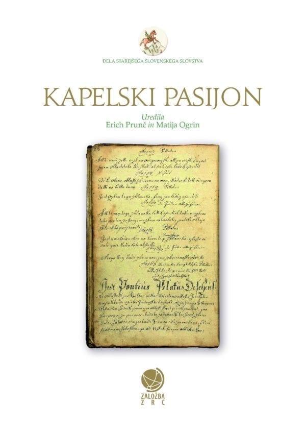 KAPELSKI PASIJON