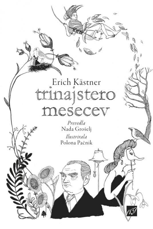 TRINAJSTERO MESECEV