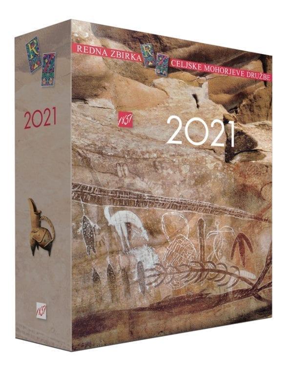 Redna zbirka 2021