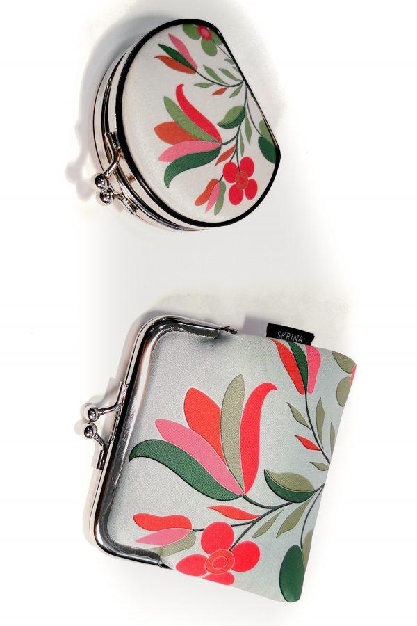 Ogledalo dvojno tulipan 10122