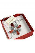 Čipka ogrlica Lapajne 5107