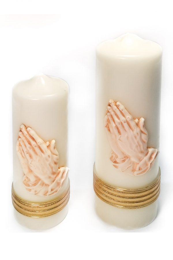 Sveča roke 11328
