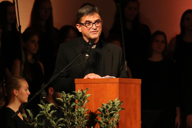 Pokrovitelj Celjske Mohorjeve družbe škof msgr. dr. Maksimilijan Matjaž