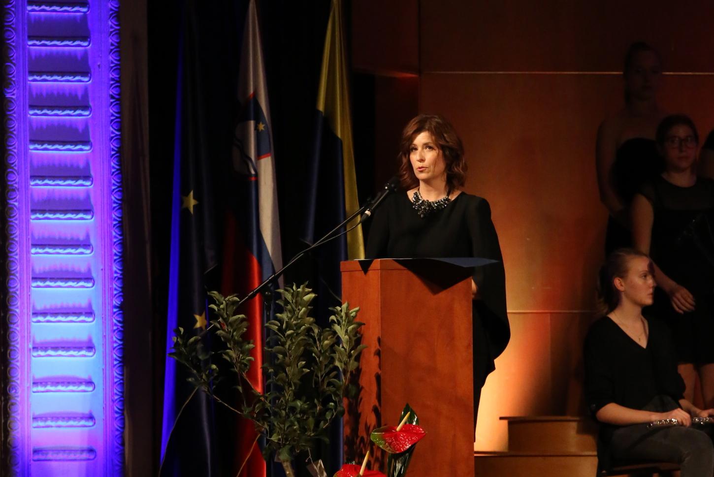 Ravnateljica Celjske Mohorjeve družbe dr. Tanja Ozvatič